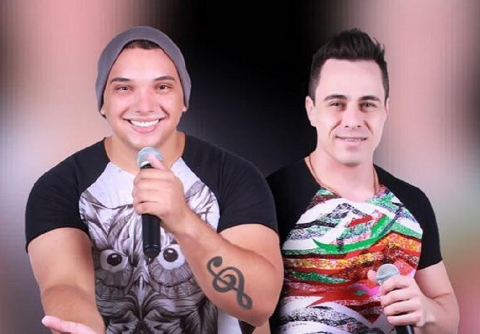 João Ricardo e Juliano fariam show em Cáceres (MT) no próximo sábado (24) (Foto: Divulgação)