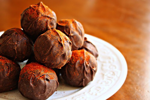 El Diablo Chocolate Truffles