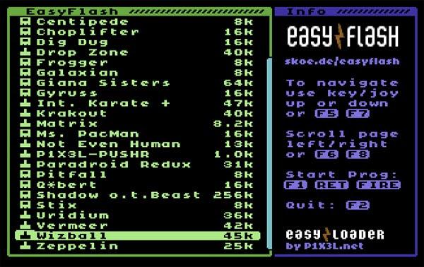 EasyFlash - 2