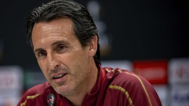 Arsenal FC Unai Emery Happy To Be Patient In Transfer Market