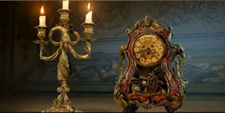 Image result for beauty and the beast 2017 lumiere