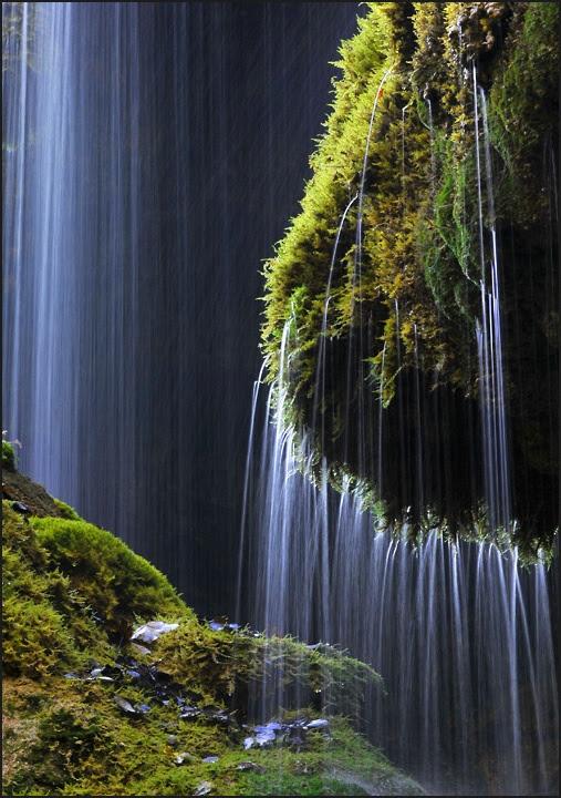 9. Schleierfall waterfall, Αυστρία