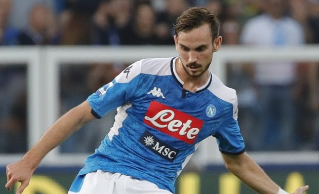 Real Madrid and Barcelona  target Fabian Ruiz insists he's not considering a move away from Napoli