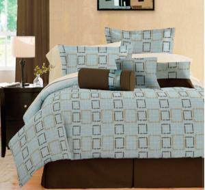 Full, King or Queen 7 pc bedding sets $29.99! - Utah Sweet Savings