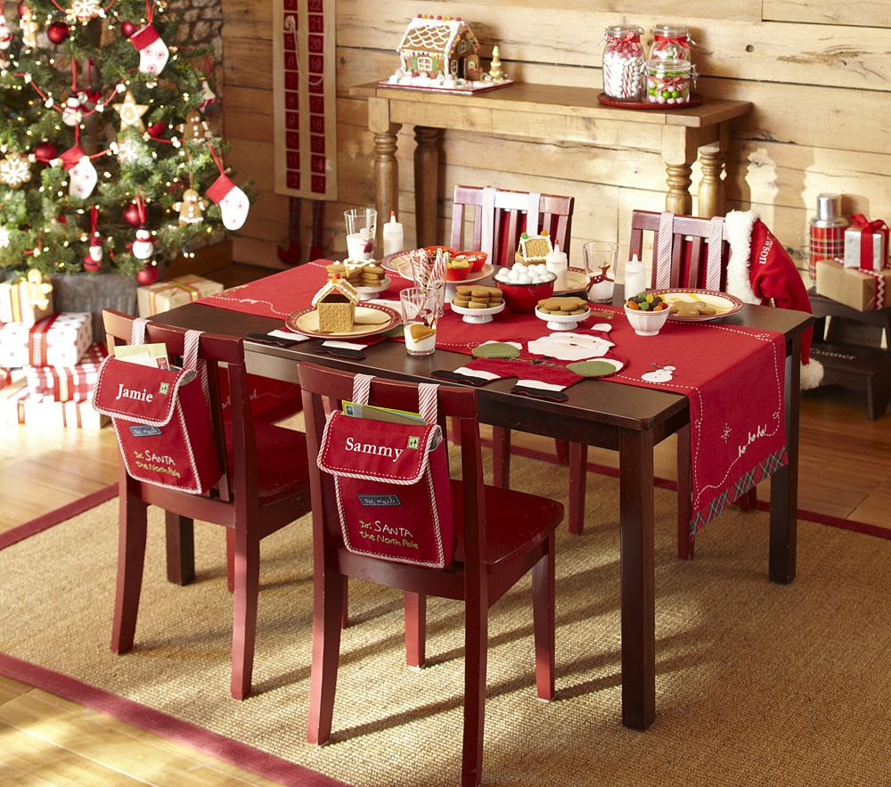 40 Christmas Dinner Table Decoration Ideas - All About ...