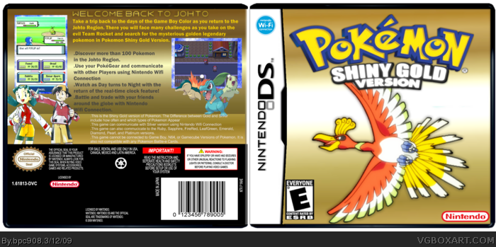 gba pokemon shiny gold rom download