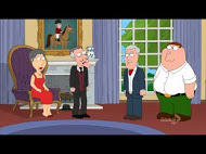 Family Guy - Welcome Back Carter