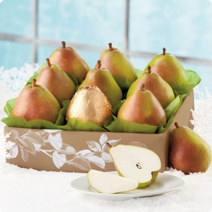 Harry and David Royal Riviera Pears Giveaway
