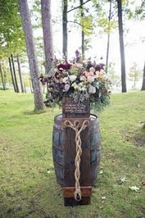 Wedding Sign Cord of Three Strands Wedding Ceremony Unity