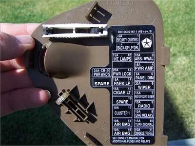 1999 Dodge Dakota Fuse Box Wiring Diagrams Mass Metal Mass Metal Alcuoredeldiabete It