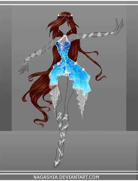 rani enchantix design  nagashiadeviantartcom