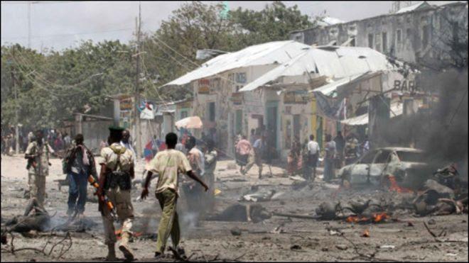 BREAKING NEWS: MLIPUKO MKUBWA UMETOKEA SOMALIA