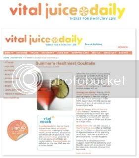 Vital Juice: New Editions