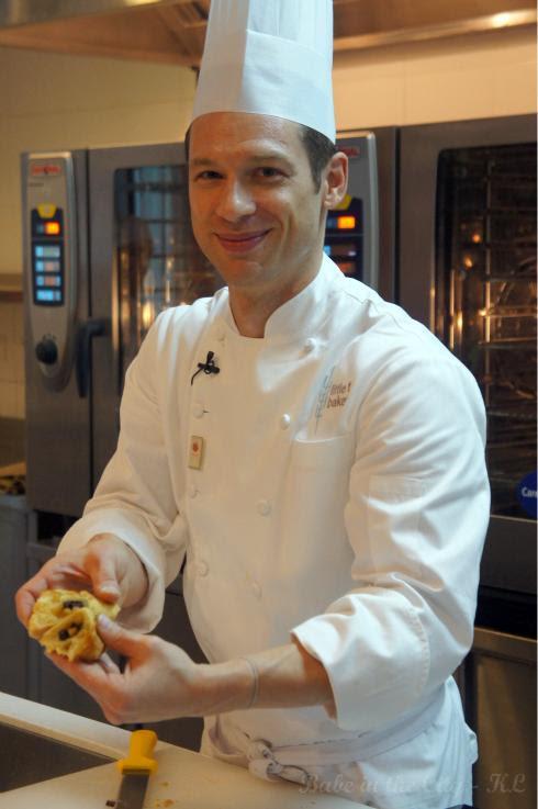 Chef Tim Healea