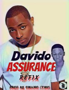 "Download Freebeat:- ""Davido"" Assurance Refix (Prod By Omano TWP)"