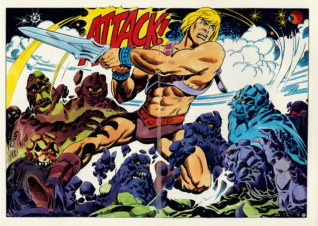 Masters Of The Universe - 45