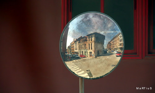 Espejo de cruce