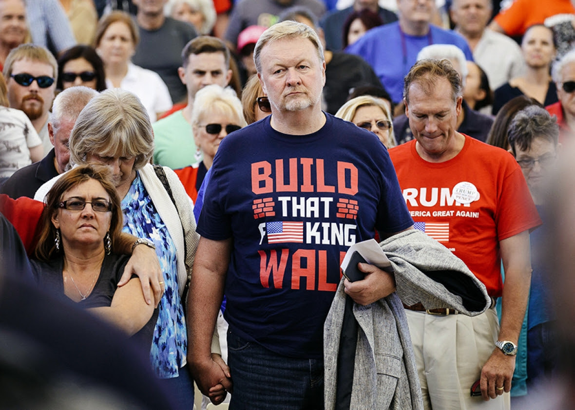 Image result for trump voters white