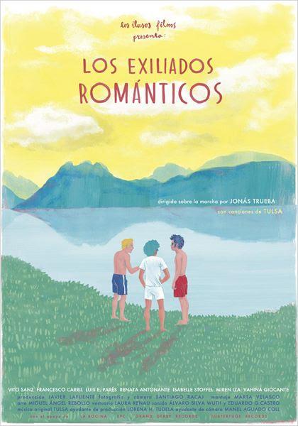 Los exiliados románticos : Cartel