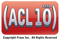 ACL 10.0 splashscreen