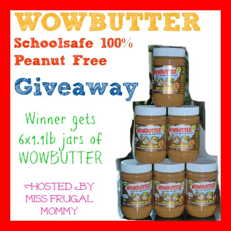 wowbutter giveaway