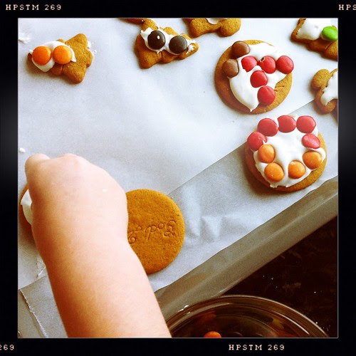 cookies :: pepperkaker #4