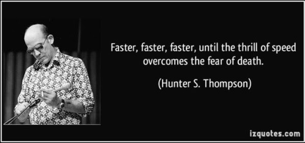 Speed Quotes Famous Quotes And Sayings About Speed Quoteswave