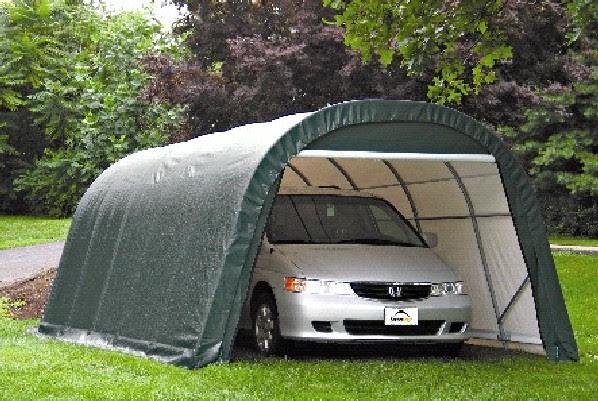 Carport canopies, tents - Portable Garage Shelter