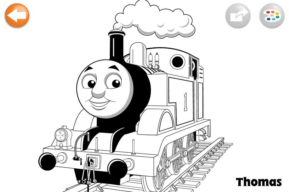Ds Iphone Written Review For Thomas Friends Hero Of The Railway