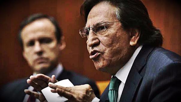 Alejandro Toledo, expresidente de la República entre 2001 y 2006.