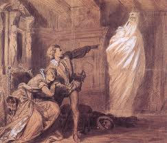 Hamlet's Father's  Ghost
