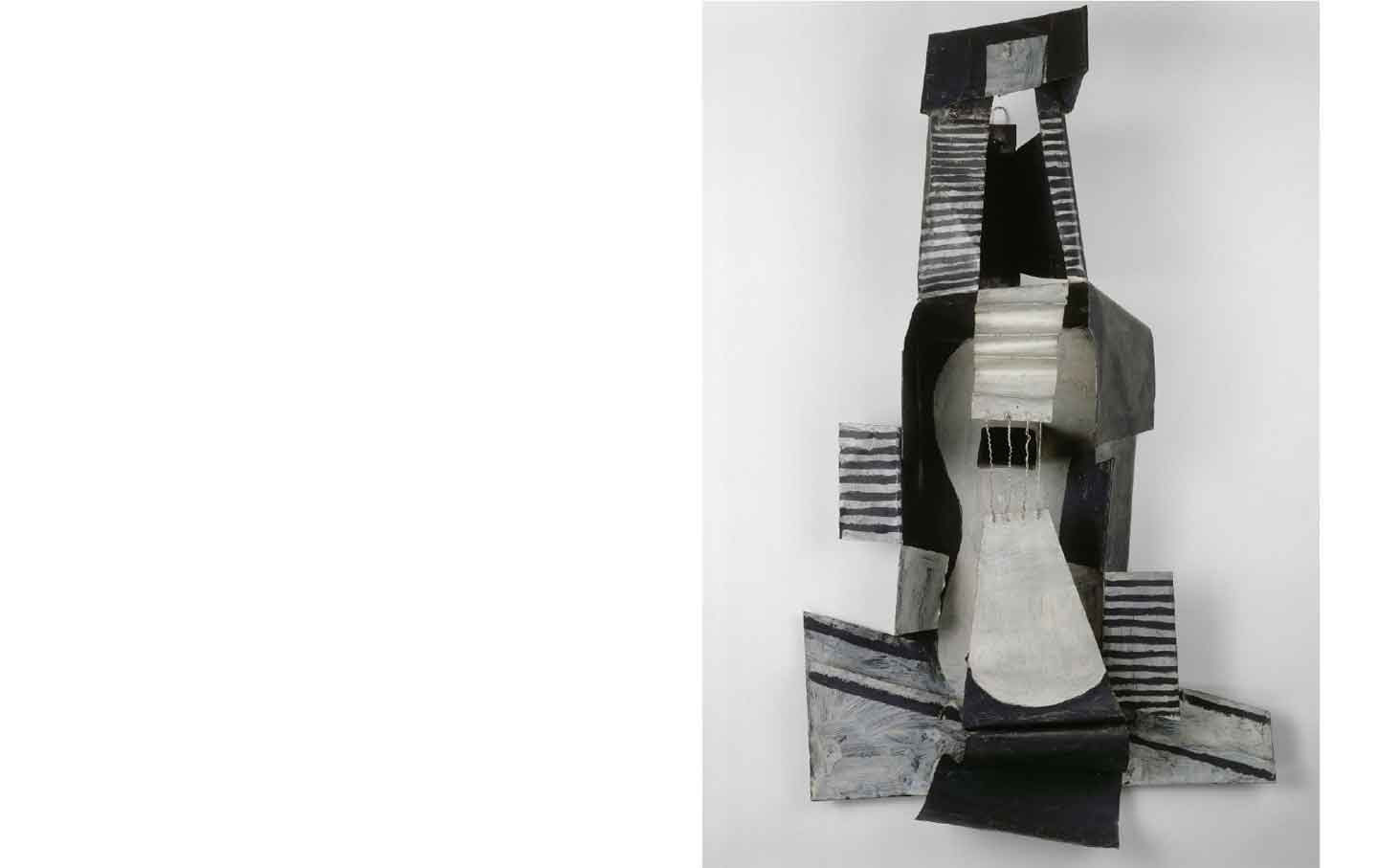 Pablo Picasso, Guitar (1924), © Estate of Pablo Picasso / Artists Rights Society, New York