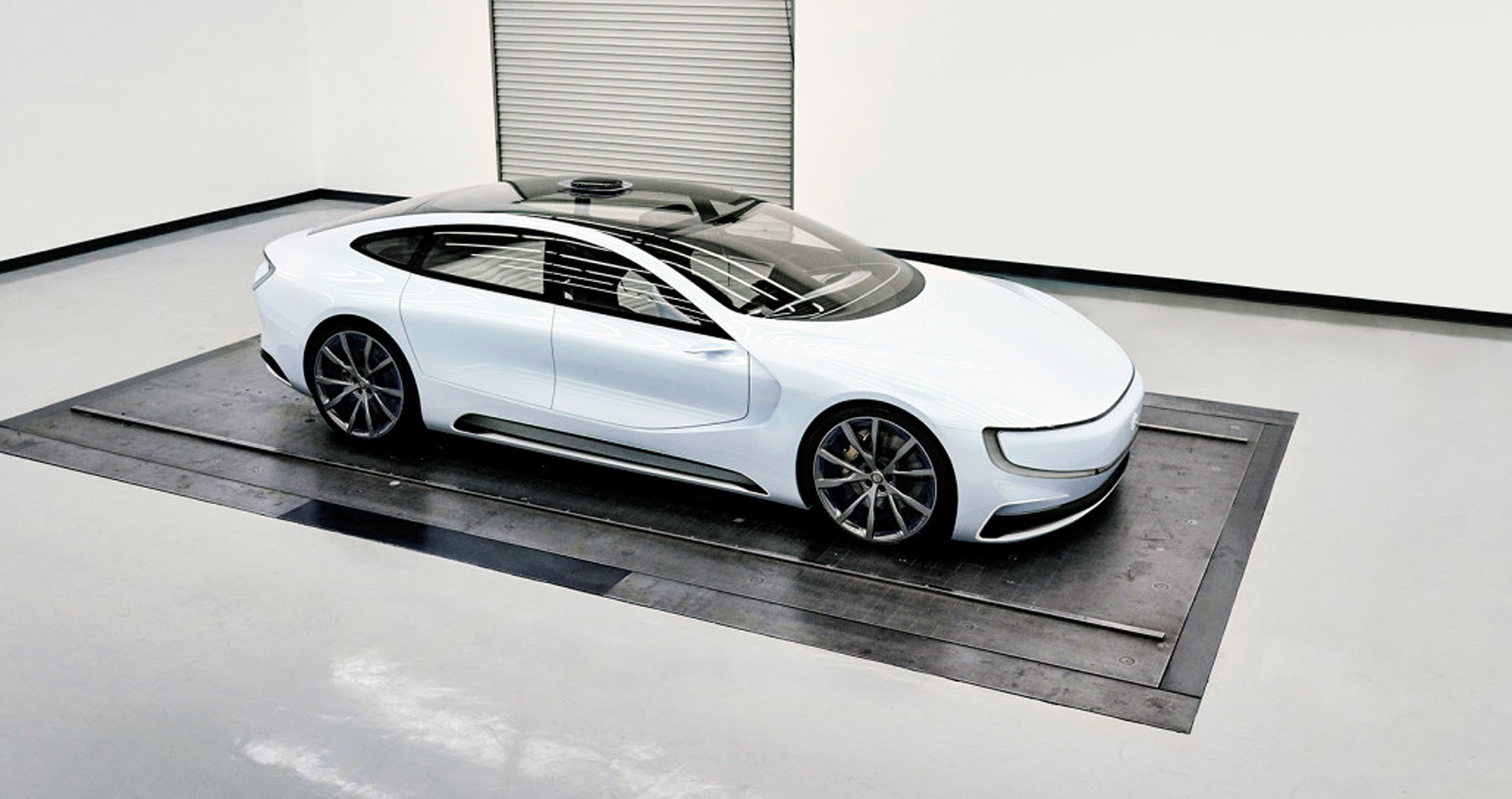 LeSee concept heralds new electric car from China's LeEco