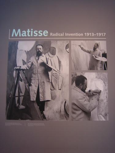 Matisse -Radical Invention, 1913-1917 _7381