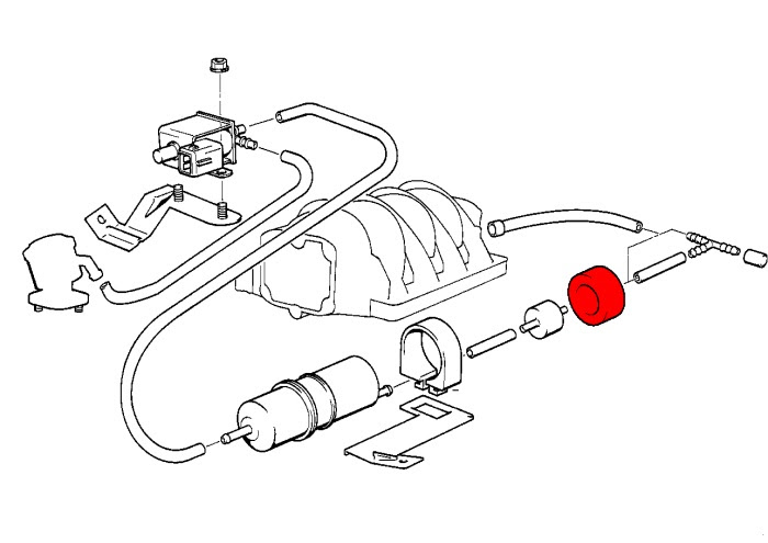 2001 BMW 740i Base Sedan - Emissions Equipment - Page 2