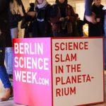 Falling Walls Berlin Science Week Fellowship 2019 for Journalists in Germany