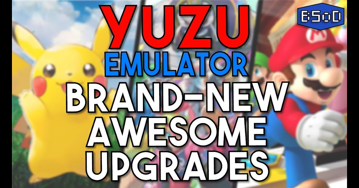 Yuzu Delivers a Holiday Miracle | Pokemon & SMO Fonts Fixed