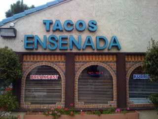 Tacos Ensenada Lake Forest