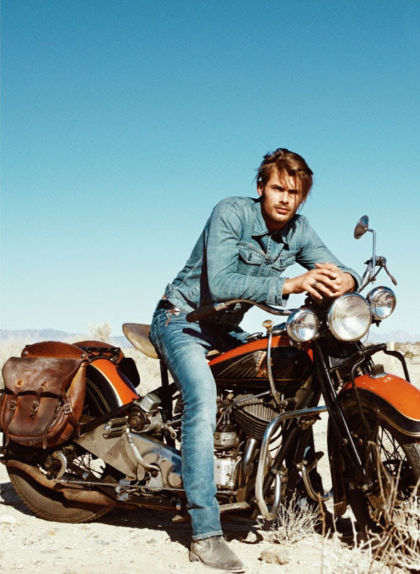 Campagne Guess Jeans Homme Femme Hiver 2013 2014 (EXCLU)