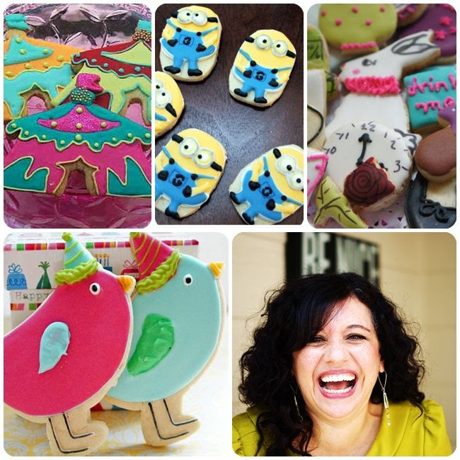 meet Lupita: cookie decorator and blogger