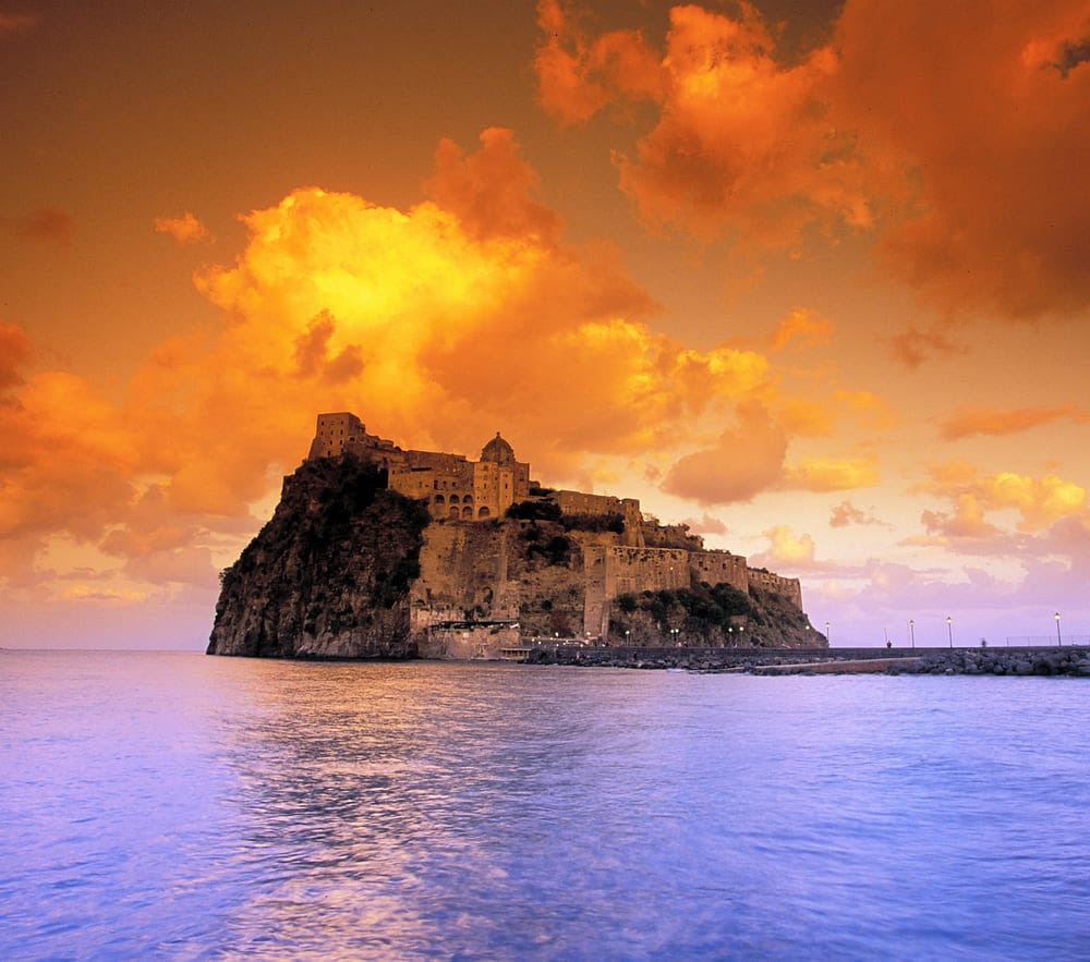One of the finest castles in Italia