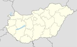 Makó está localizado na Hungria