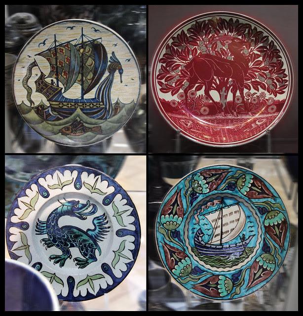 Plates - William De Morgan