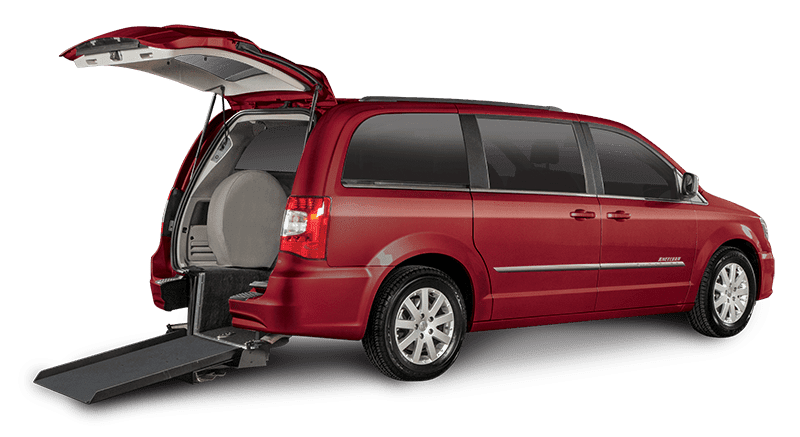 Wheelchair Accessible Chrysler Town Country Info