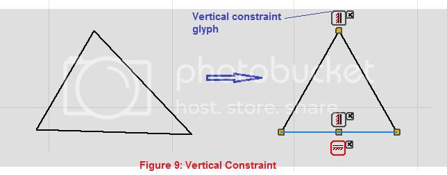 vertical constraint demo