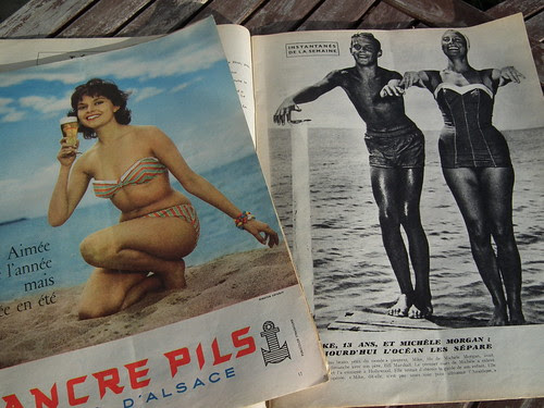 Paris Match 1958