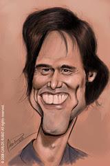 Jim Carrey by RedDragon - 紅龍