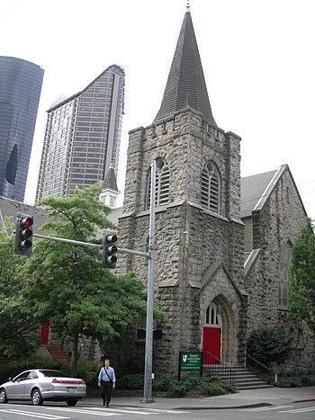 English: Trinity Parish Church (Episcopal), Fi...