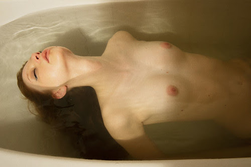 My heart is drowning in your tears./Sabina by Sabina Tabakovic - PictureTheDream
