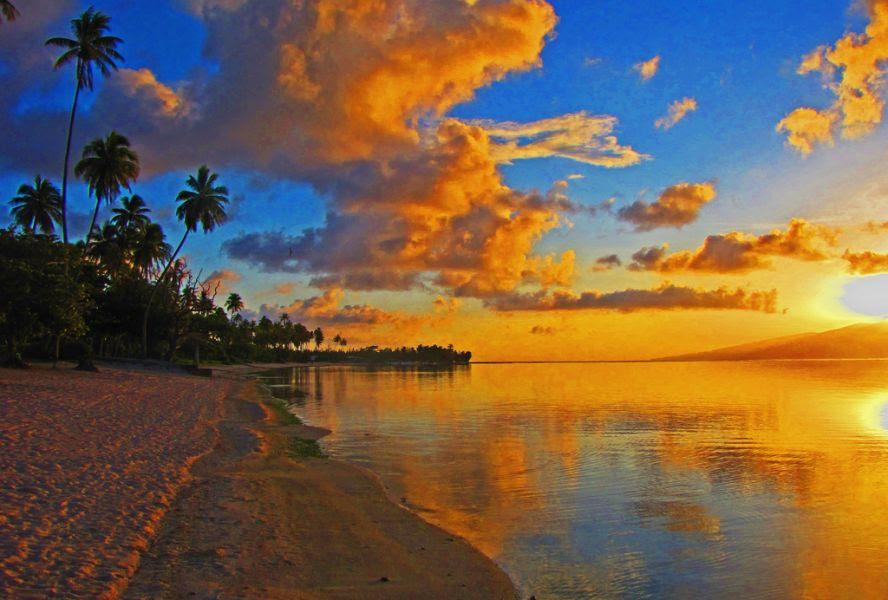 Moorea Island FO/DF1YP Tourist attractions spot
